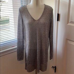 Woman's long blouse